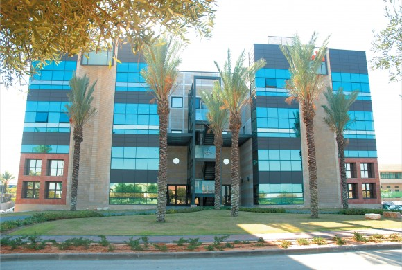 Caesarea Hi-Tech Office Building A