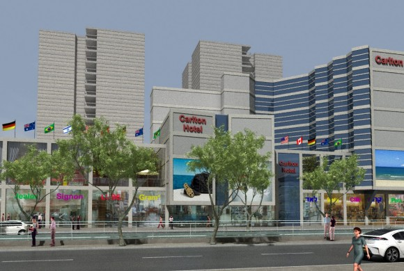Carlton Hotel Nahariya