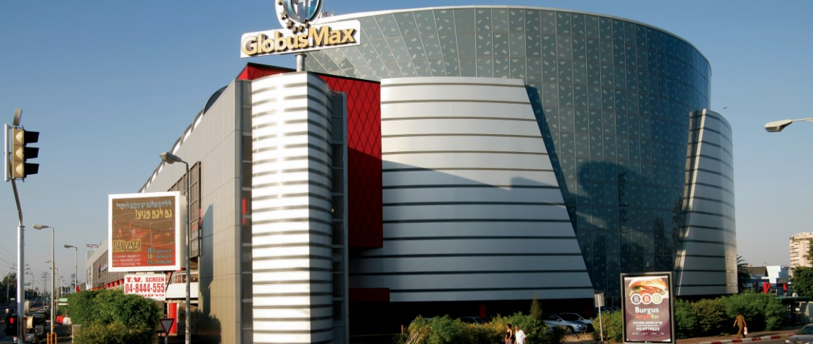 Kiryon Mall Cinema City Extension
